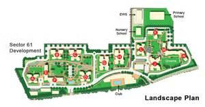 pioneer park gurgaon floor plan pioneer park master plan pioneer park sector 61 gurgaon