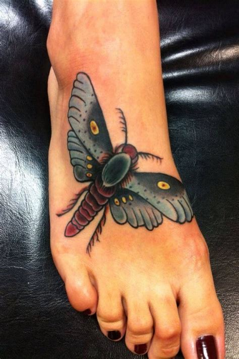 new tattoo keeps drying out 65 beautiful moth tattoos