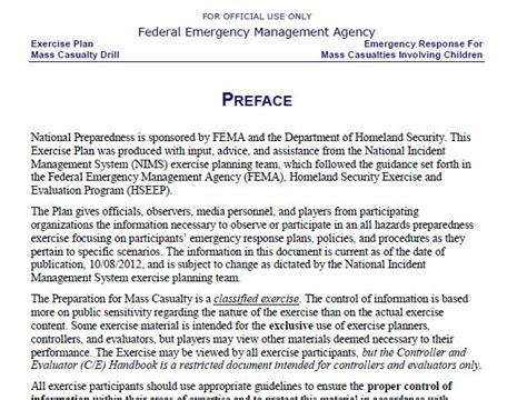 Sandy Hook Facts Research Sandy Hook Fema Manual Debunked Ten Proofs Of Hoaxer Fraud Active Shooter Drill Template