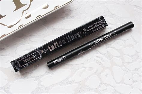 tattoo liner kat von d amazon kat von d tattoo liner review hannah heartss