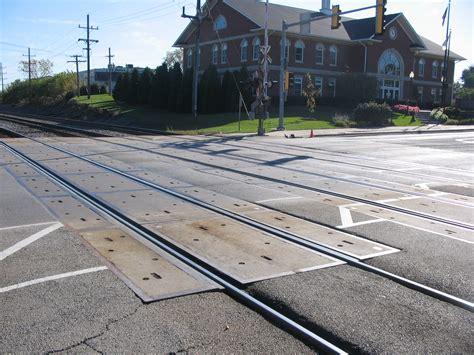 Railroad Crossing L Base by Icc Grade Crossing Search