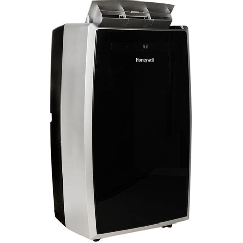 Honeywell MN12CES Portable Air Conditioner, 12,000 BTU Cooling, LED Display, Single Hose (Black