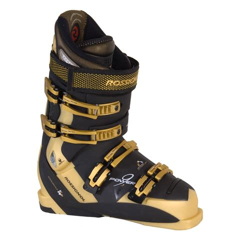 rossignol ski boots rossignol power race 9 1 ski boots 2005 evo outlet