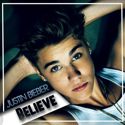 believe cover justin bieber believe album cover by whatthefuck1998 on