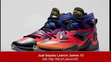 Sepatu Basket Lebron 12 jual sepatu lebron 13 xiii