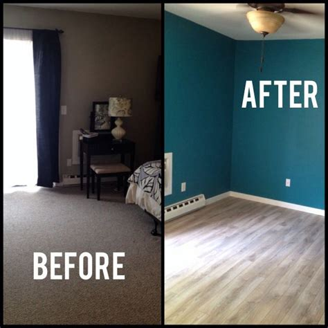 my room and gloomy to bright and cheerful color is behr caribe floors are delaware bay