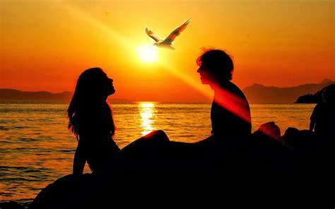 imagenes en hd romanticas parejas de enamorados en la playa fotos bonitas de amor