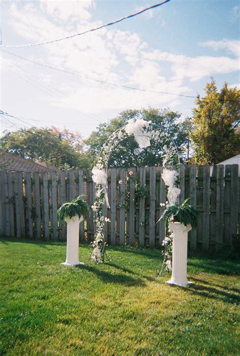 planning a backyard wedding on a budget wedding planning on a budget ideas best wedding ideas