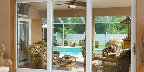 Pgt Patio Doors How To Make A Sliding Glass Door Open And More Smoothly