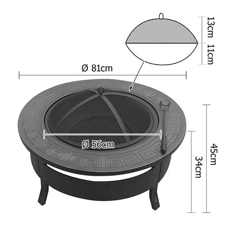 pit and bbq grill outdoor pit bbq table grill fireplace