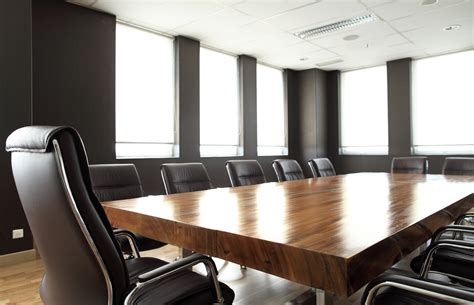 modern conference room modern meeting room with solid wood table candidbelle