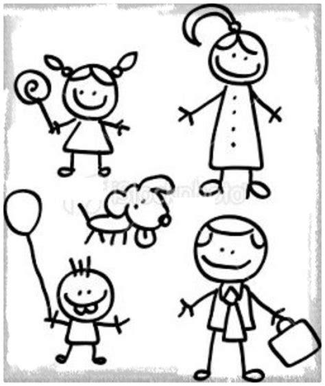 imagenes para dibujar la familia dibujo de la familia para ni 241 os archivos imagenes de familia