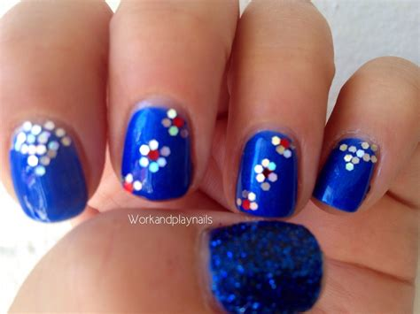 nail art latest tutorial new year eve nail art tutorial 2014 work and play nails