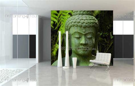 zen wall murals wall murals zen spa canvas prints posters buddha statue 868en