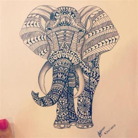 elephant henna tattoo tumblr we henna and drawings on