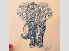 tumblr henna drawing   Illustration   Tumblr drawings ... Indian Elephant Henna Drawing