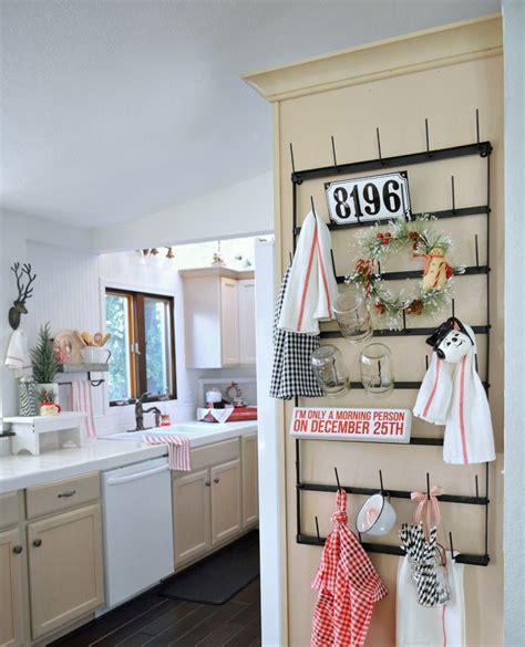 Shabby Chic Christmas Decorations Cocinas Vintage 26 Dise 241 Os Con Un Encanto Retro Atemporal