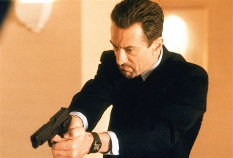 in heat pin still of robert de niro and val kilmer in heat 1995 on