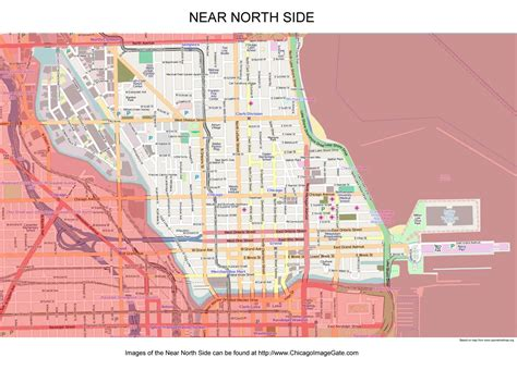 chicago northside neighborhood map chicago northside neighborhood map afputra