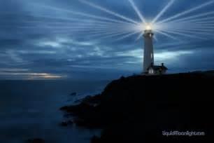 California Lights Fluidr Pigeon Point Lighthouse California By Darvin Atkeson