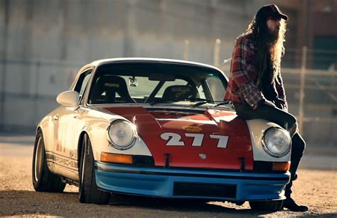 magnus walker magnus walker talks all things porsche in the garage