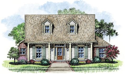 Acadian Cottage House Plans Southern Acadian Style House Cajun Cottage House Plans