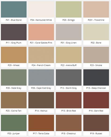 scofield color chart concrete color hardener shake on arena buff 50 lb