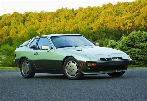 Porsche 924 Turbo by The Boosted 1980 Porsche 924 Turbo Forget