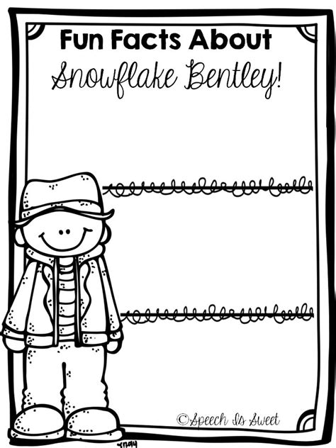 snowflake bentley worksheets 17 best images about snowflake bentley on pinterest