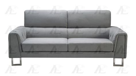 tufted sofa and loveseat american eagle ae2369 gray tufted sofa and loveseat set