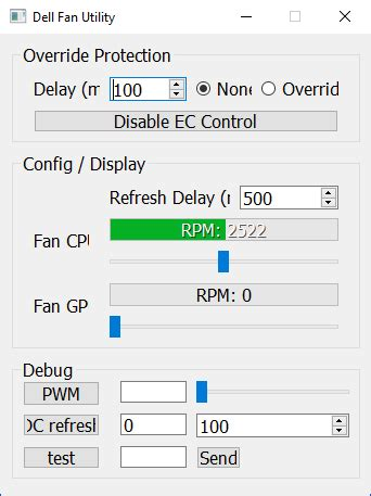 dell laptop fan control utility guide how to control fans on dell laptops under windows