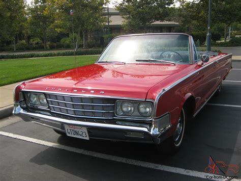 Chrysler Newport Convertible by 1965 Chrysler Newport Convertible