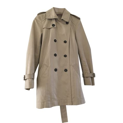Comptoir Des Cotonniers Trench by Imperm 233 Able Trench Comptoir Des Cotonniers 36 S T1