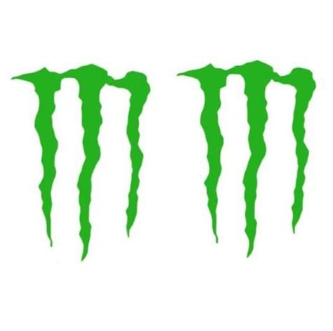 Aufkleber Monster Energy Auto by Monster Energy Aufkleber