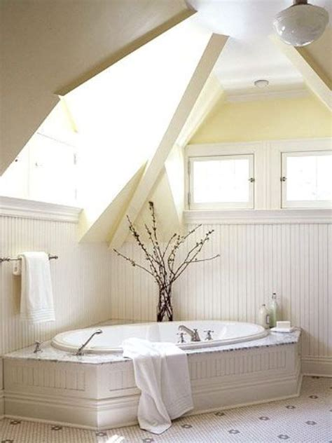 38 practical attic bathroom design ideas digsdigs