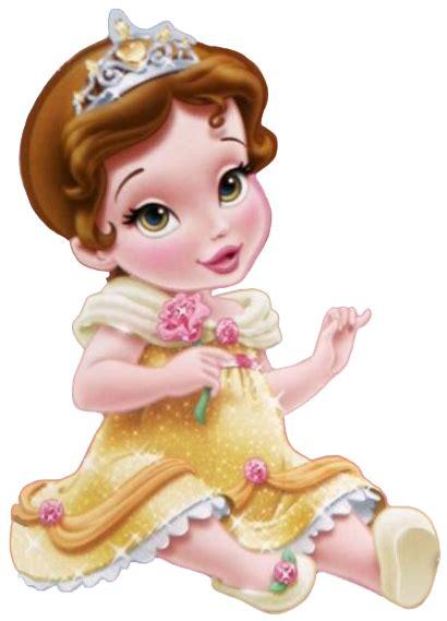 wallpaper disney princess baby disney babies images baby princess belle clipart 1