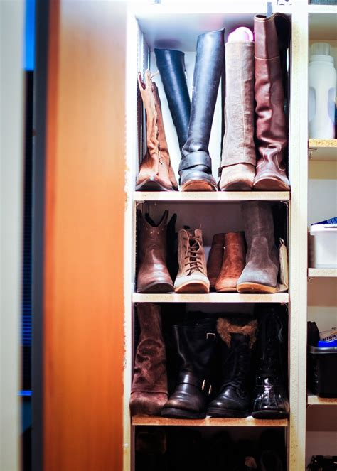 organizing boots in closet 11 best images about my boots on closet