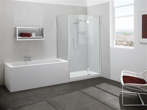box doccia con muretto cabina doccia angolare con muretto silis