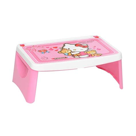 Meja Lipat Desk Belajar Anak Princess Pink Napolly Tempat Promosi jual daily deals napolly desk ktbf meja gambar pink harga kualitas terjamin