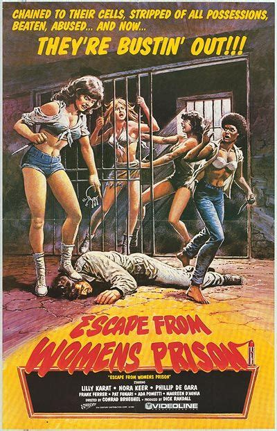 fallen woman film genre escape from women s prison 1978 stabbing posters