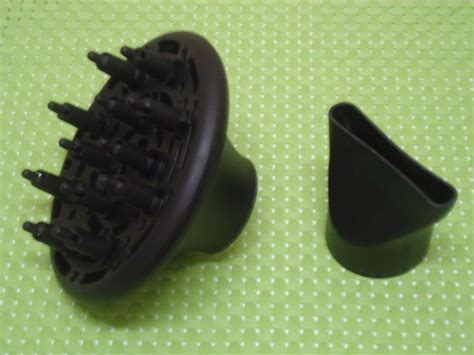 Boots Hair Dryer Diffuser Attachment revlon hairdryer attachments volumizing finger diffuser concentrator free ship revlon from
