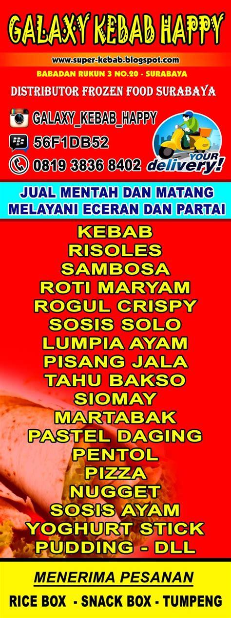 galaxy kebab happy frozen foods     evi