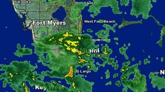 weather forecast heavy rains wednesday in south florida