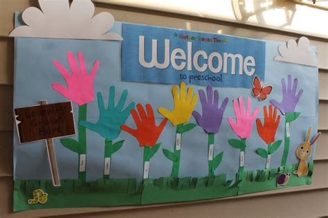 Welcome Home Decorations hosting a preschool open house