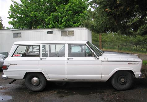 1968 Jeep Wagoneer   CLASSIC CARS TODAY ONLINE
