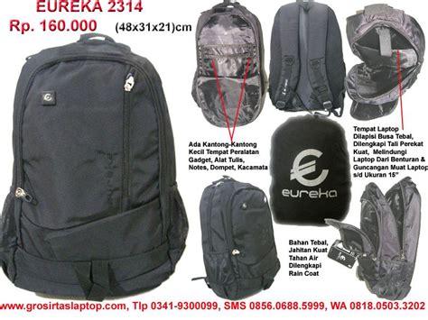 eureka 2314 160rb 48x31x21cm tas ransel gunung tas