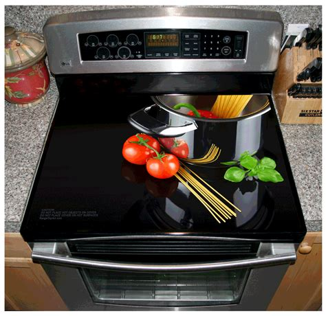 cooktop covers glass stovetop cover glass top range cover glass top
