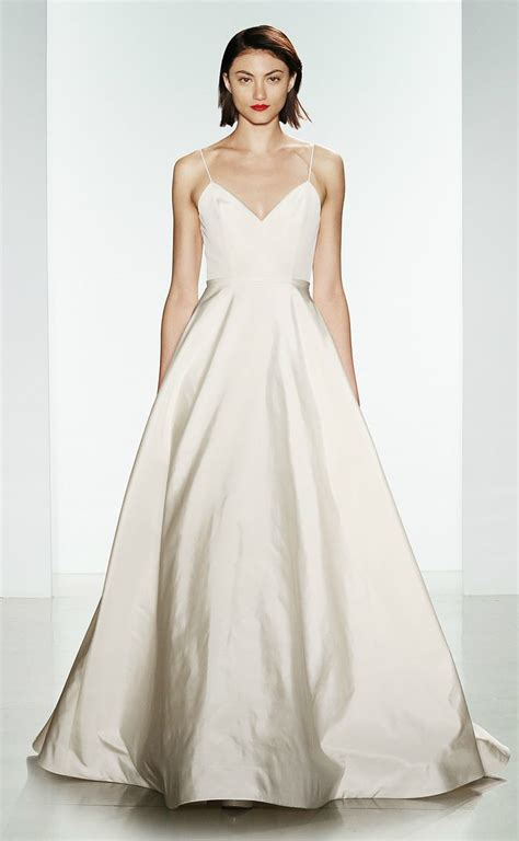Silk Gown Wedding by 39 Best Images About Amsale Wedding Dresses On