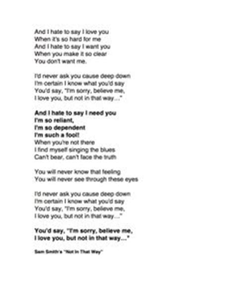 printable lyrics sam smith stay with me sam smith stay with me chords music pinterest