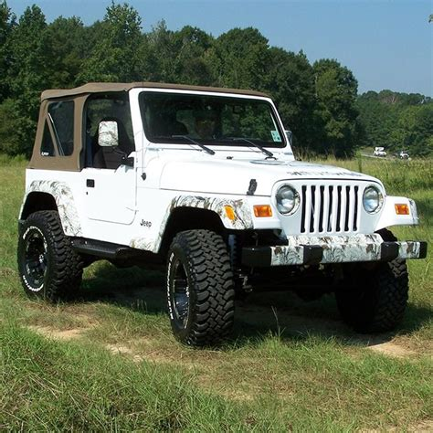 Jeep 2 Inch Lift Jeep Wrangler Tj 2 Inch Lift Images